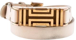 Tory BurchTory Burch Fitbit Fret Double Wrap Bracelet