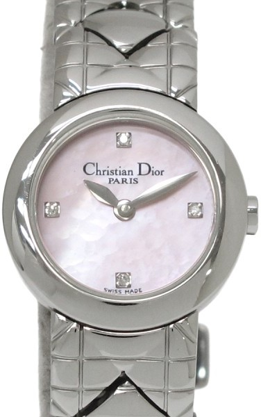 Christian Dior  Christian Dior Stainless Steel 20mm Womens Watch