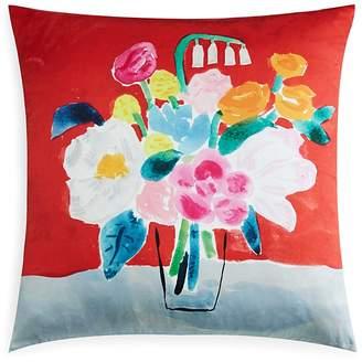 """Kate Spade Bouquet Decorative Pillow, 20"""" x 20"""""""