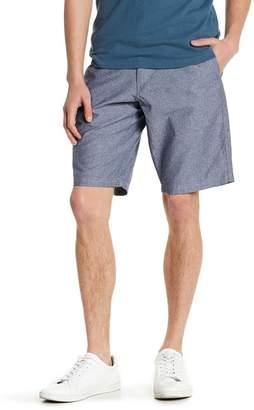 WALLIN & BROS Chambray Shorts