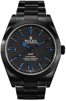Rolex MAD Paris Explorer 39mm