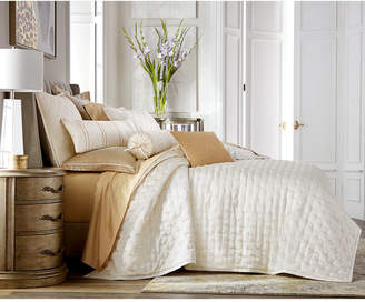 Hotel Collection Classic Ombre Leopard King Coverlet