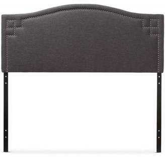 Baxton Studio Generic Aubrey Modern and Contemporary Upholstered Headboard, Multiple Sizes and Colors