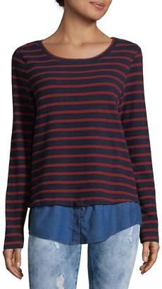 Soft Joie Women's Marilina Striped Shirt