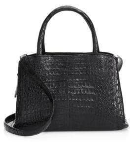 Nancy Gonzalez Medium Center Zip Shoulder Bag