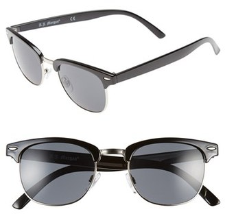 Women's A.j. Morgan 52Mm 'Soho' Sunglasses - Black $24 thestylecure.com