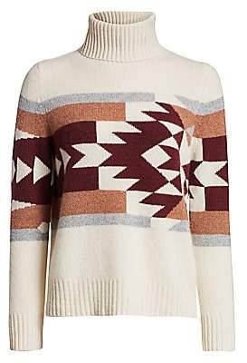 360 Cashmere Women's Willa Cashmere Turtleneck Sweater