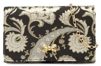 Ted Baker Odeliaa Ornate Paisley Bow Evening Bag
