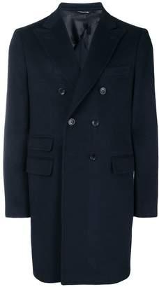Tonello midi double breasted coat