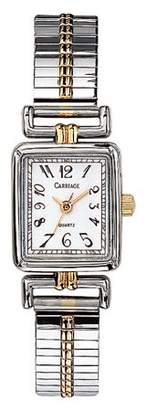 Timex Carriage by Women's Catherine Watch, Two-Tone Stainless Steel Expansion Band
