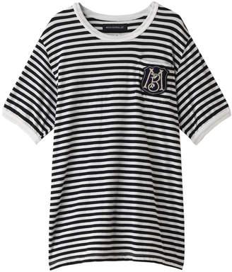 MADISONBLUE (マディソンブルー) - マディソンブルー ボーダーポケットTシャツ