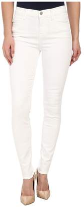 J Brand Maria High Rise in Blanc Women's Jeans