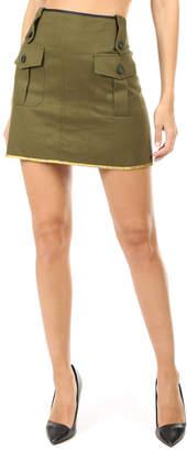 Harvey Faircloth Mini Skirt