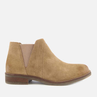 Clarks Women's Demi Beat Suede Ankle Boots