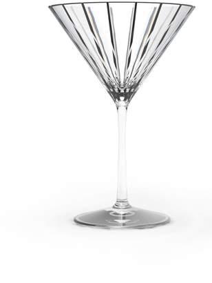 ELISKA Crystal Martini Glass
