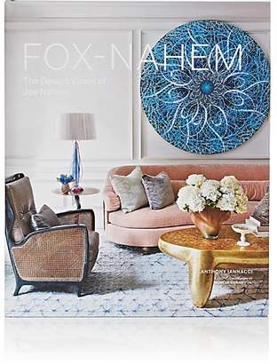 Abrams Books Fox-Nahem: The Design Vision Of Joe Nahem