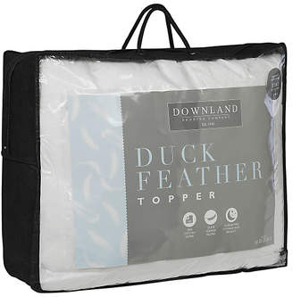 Downland Duck Feather Mattress Topper - Double