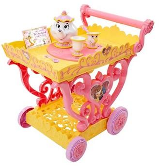 Disney Princess Belle Musical Tea Party Cart $53.99 thestylecure.com