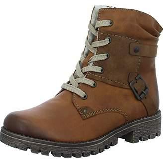 ... Rieker Women  s 78549 Ankle Boots, (Cayenne Brown 24) 27d084b923