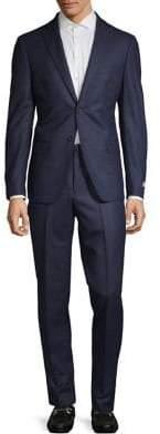 MICHAEL Michael Kors Two-Piece Button Notch Lapel Suit