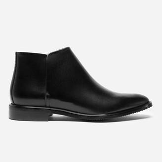 The Modern Ankle Boot $195 thestylecure.com