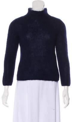 Celine Mohair Turtleneck Sweater