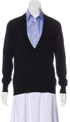 Alexander McQueen Wool Knit Sweater