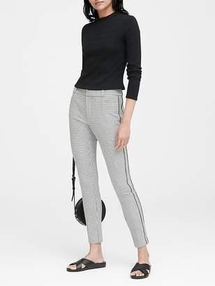 Banana Republic Petite Sloan Skinny-Fit Side-Stripe Pant