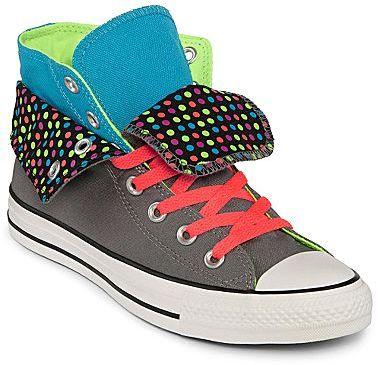 Converse Chuck Taylor® Foldover Sneakers