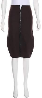 Victoria Beckham Knee-Length Pencil Skirt