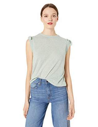 Ella Moss Women's Betty Tie Shoulder Knit Top