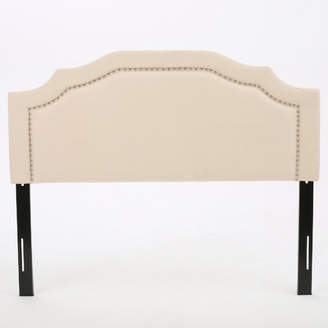 Willa Arlo Interiors Aulay Full/Queen Upholstered Panel Headboard
