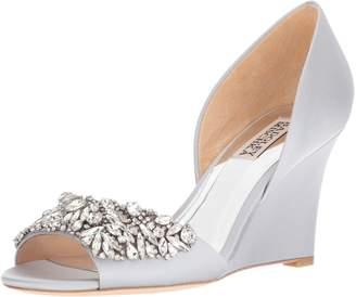 Badgley Mischka Women's Hardy Wedge Sandal