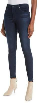 AG Jeans The Farrah High-Rise Skinny Jeans, Brooks