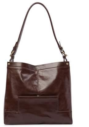 Hobo Valor Leather Shoulder Bag
