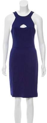 Burberry Sleeveless Knee-Length Dress w/ Tags