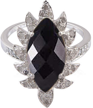 Meghna Jewels Marquise Diamond Claw Ring