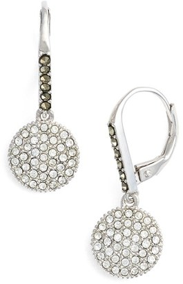 Women's Judith Jack Round Drop Earrings $78 thestylecure.com