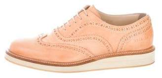 Common Projects Woman by Brogue Lace-Up Oxfords