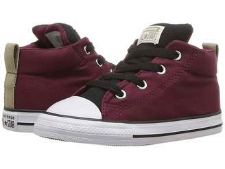 Converse Chuck Taylor(r) All Star(r) Street Mid (Infant/Toddler)