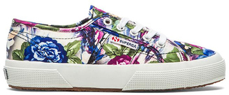 Superga Lace Up Sneaker $99 thestylecure.com