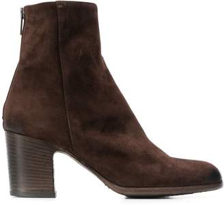 Pantanetti high-block ankle boots
