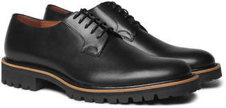 Dries Van Noten Leather Derby Shoes