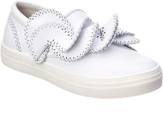 Sophia Webster Soleil Adele Leather Sneaker