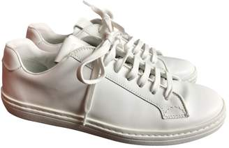 Church's Leather trainers