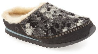 Women's Acorn 'Sneaker Scuff' Faux Fur Lined Slipper $64.95 thestylecure.com