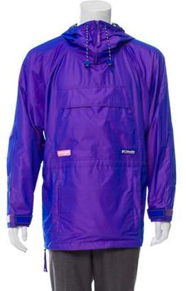 Opening Ceremony Columbia x Pullover Windbreaker Jacket w/ Tags purple Columbia x Pullover Windbreaker Jacket w/ Tags