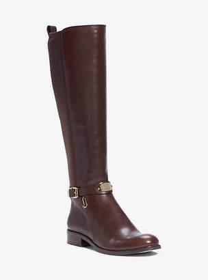 Michael Kors Arley Leather Boot