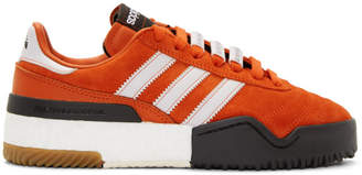 adidas by Alexander Wang Orange AW BBall Soccer Sneakers
