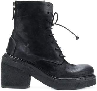 Marsèll lace-up platform boots